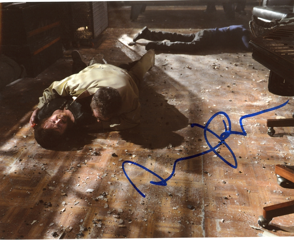 Aaron Paul Signed Photo