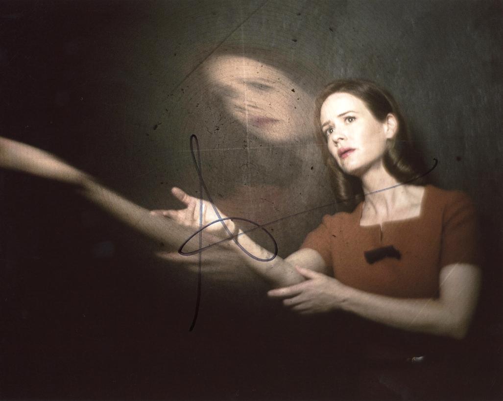 Sarah Paulson Signed Photo