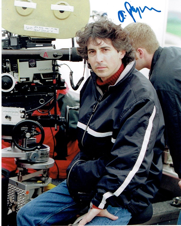 Alexander Payne Signed Photo