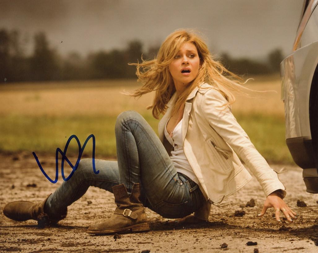Nicola Peltz Signed Photo