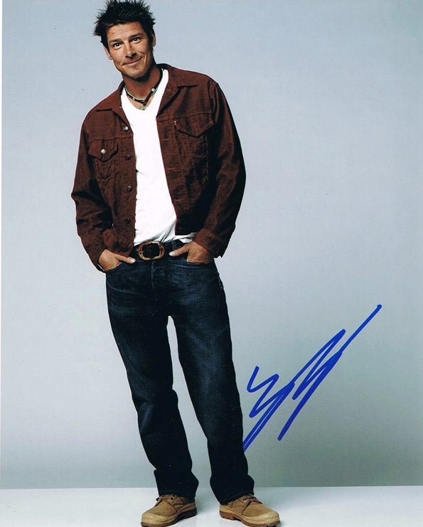 Ty Pennington Signed Photo