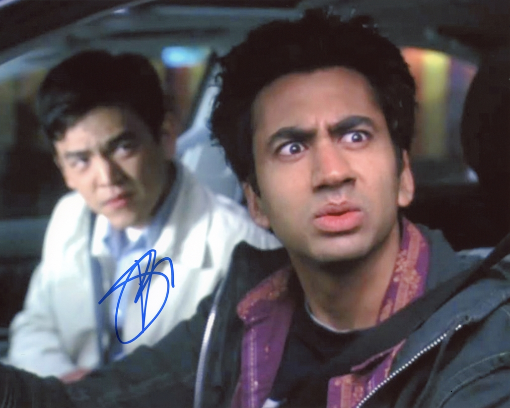 Kal Penn Signed Photo