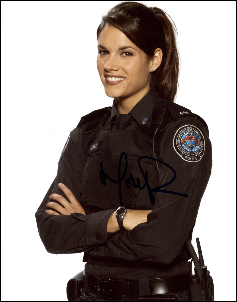 Missy Peregrym Signed Photo
