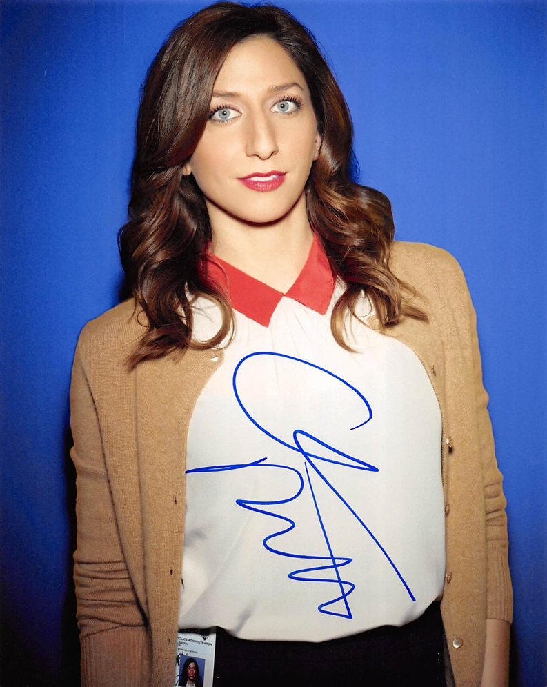 Chelsea Peretti Signed Photo