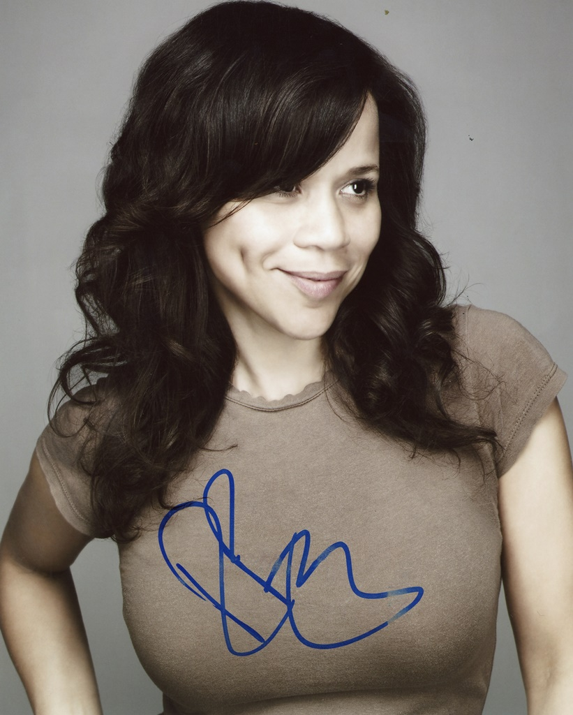 Rosie Perez Signed Photo