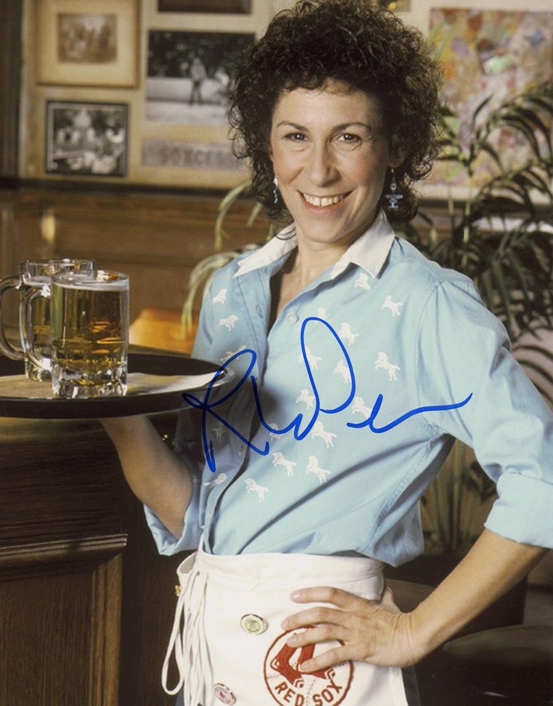 Rhea Perlman Signed Photo