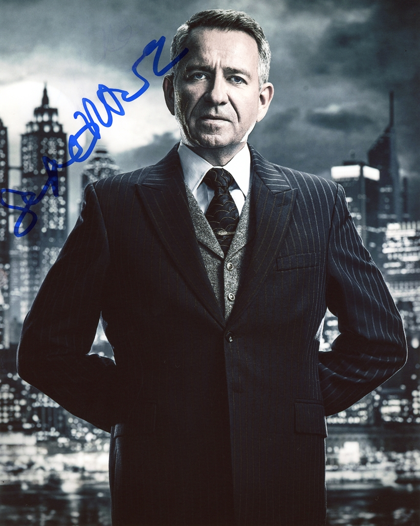 Sean Pertwee Signed Photo