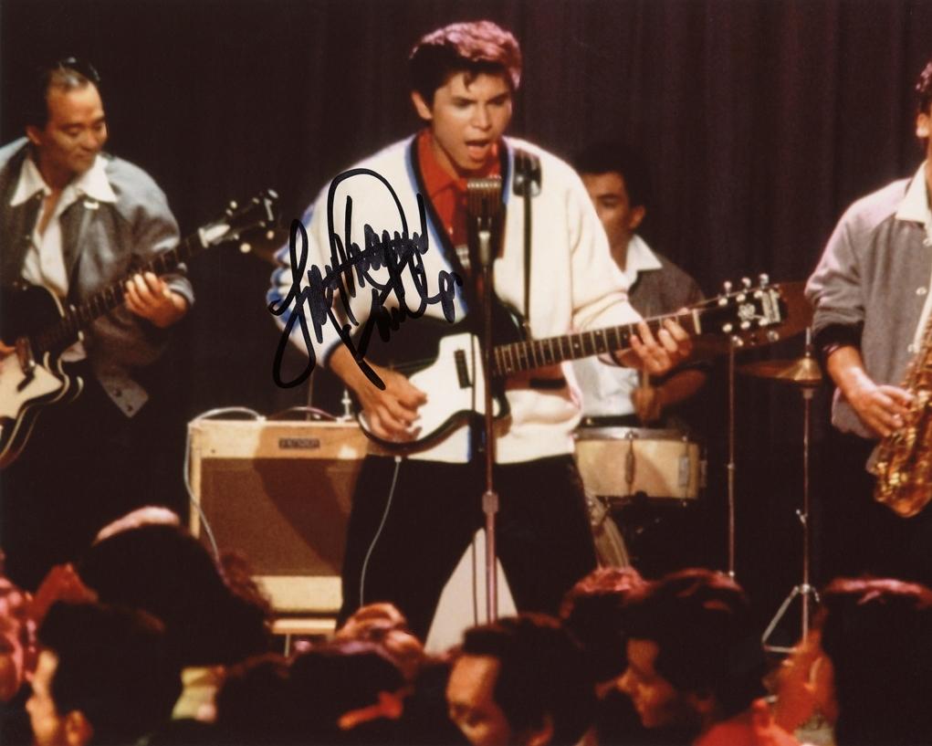 Lou Diamond Phillips Signed Photo