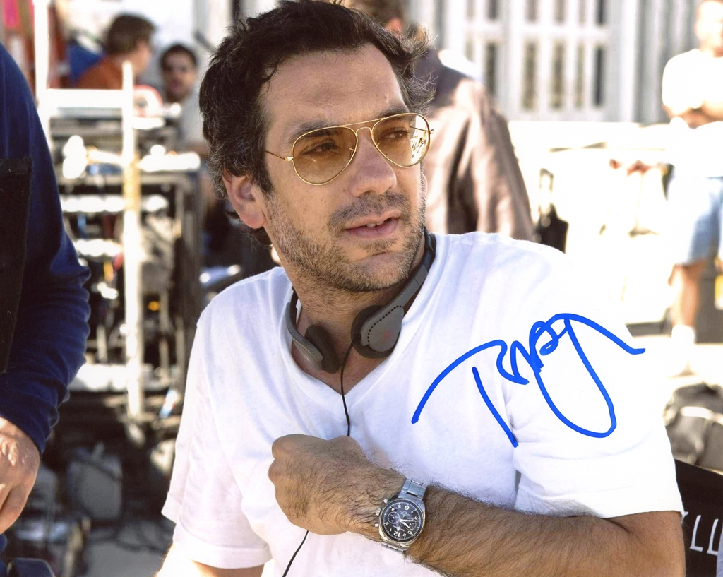 Todd Phillips Signed Photo