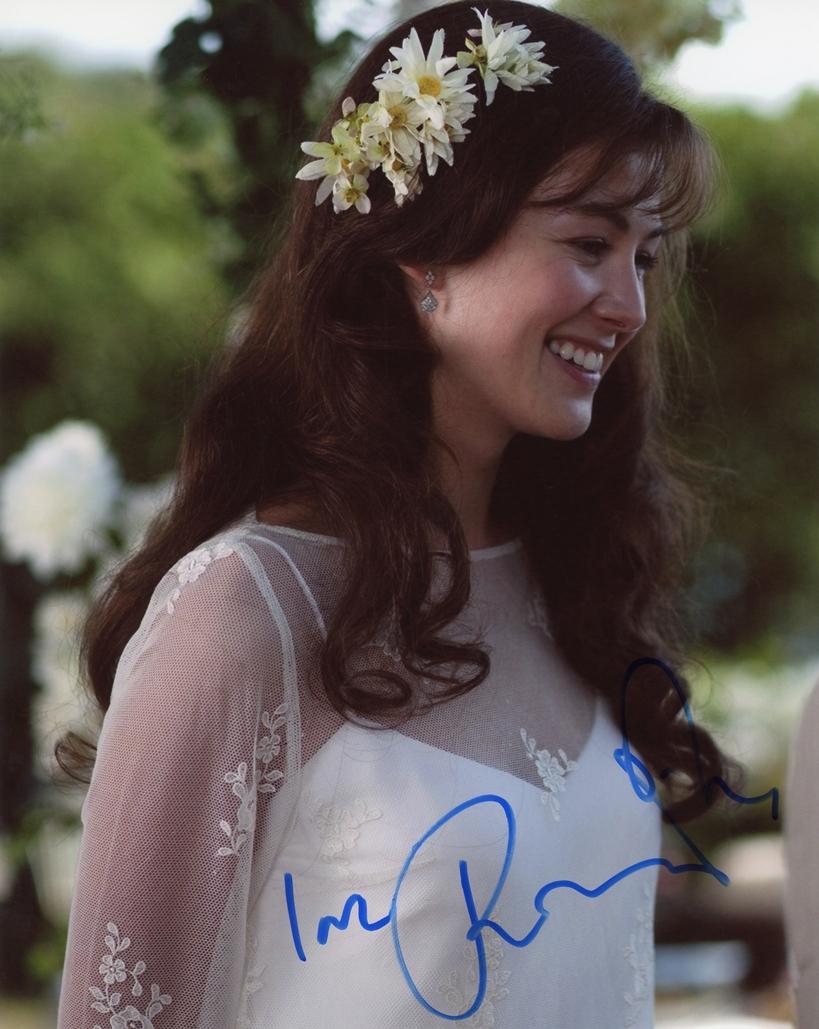 Rosamund Pike Signed Photo