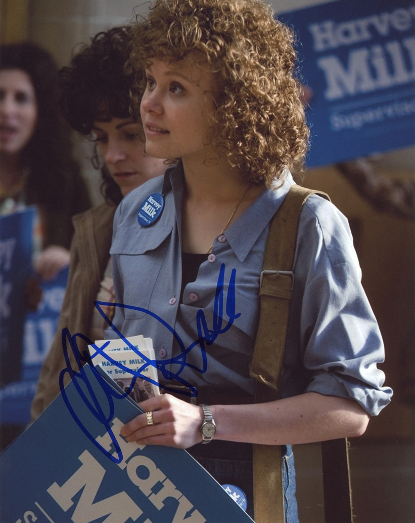 Alison Pill Signed Photo