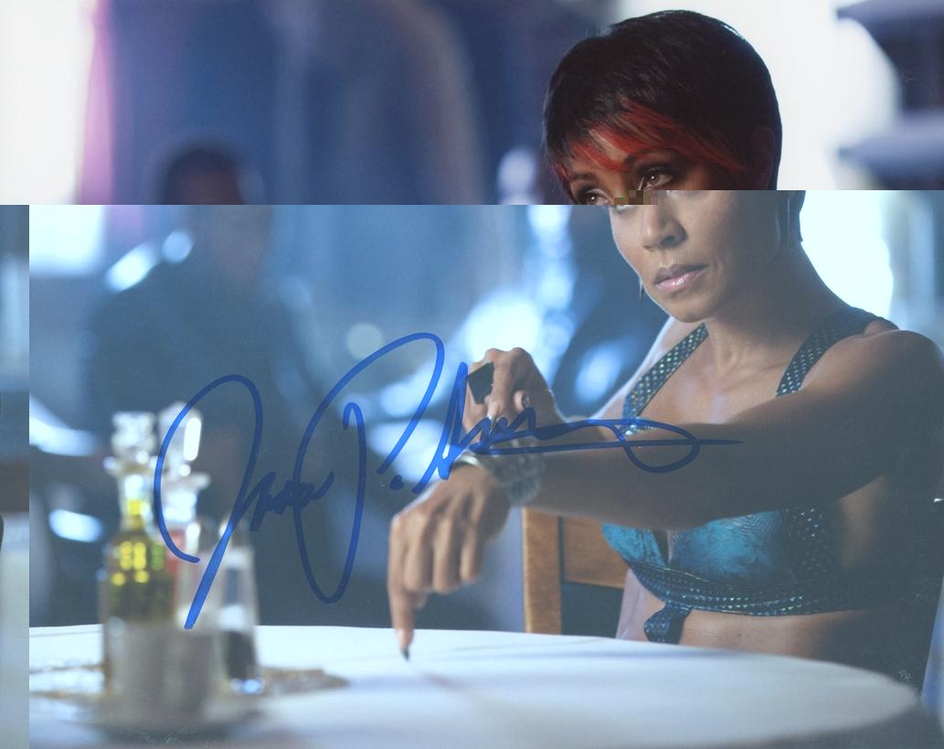 Jada Pinkett-Smith Signed Photo