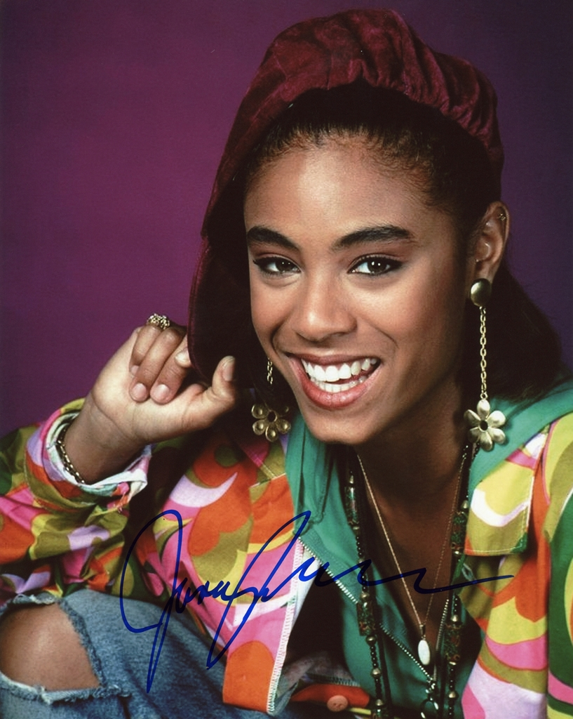 Jada Pinkett Smith Signed Photo