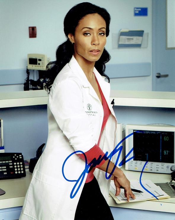 Jada Pinkett-Smith Signed Photo