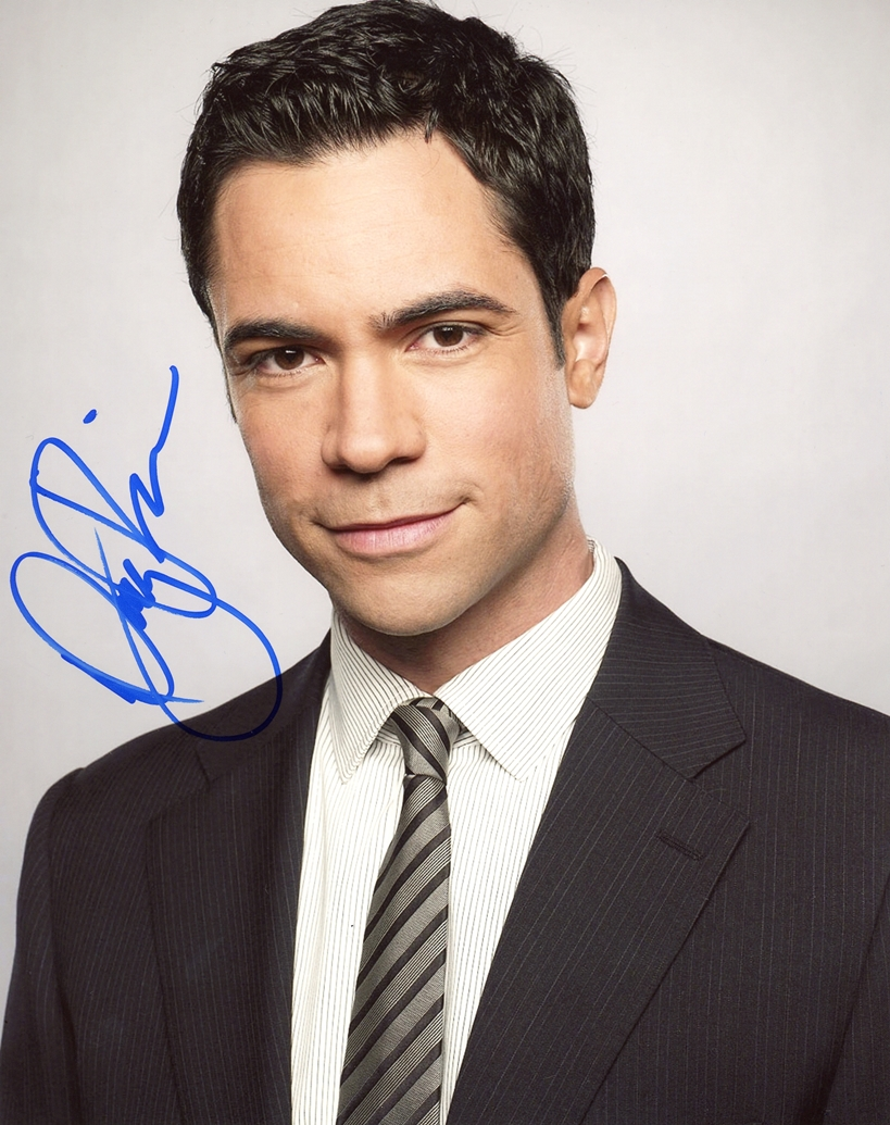 Danny Pino Signed Photo