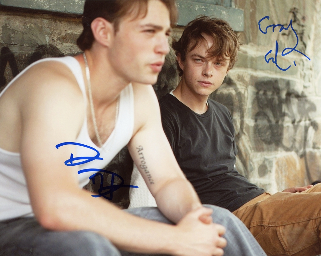 Dane DeHaan & Emory Cohen Signed Photo