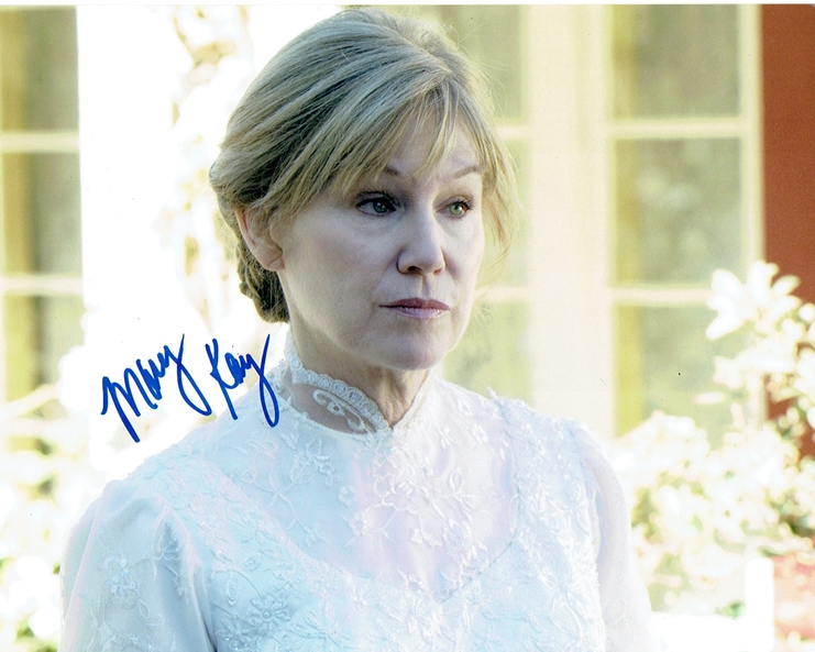 Mary Kay Place Signed Photo