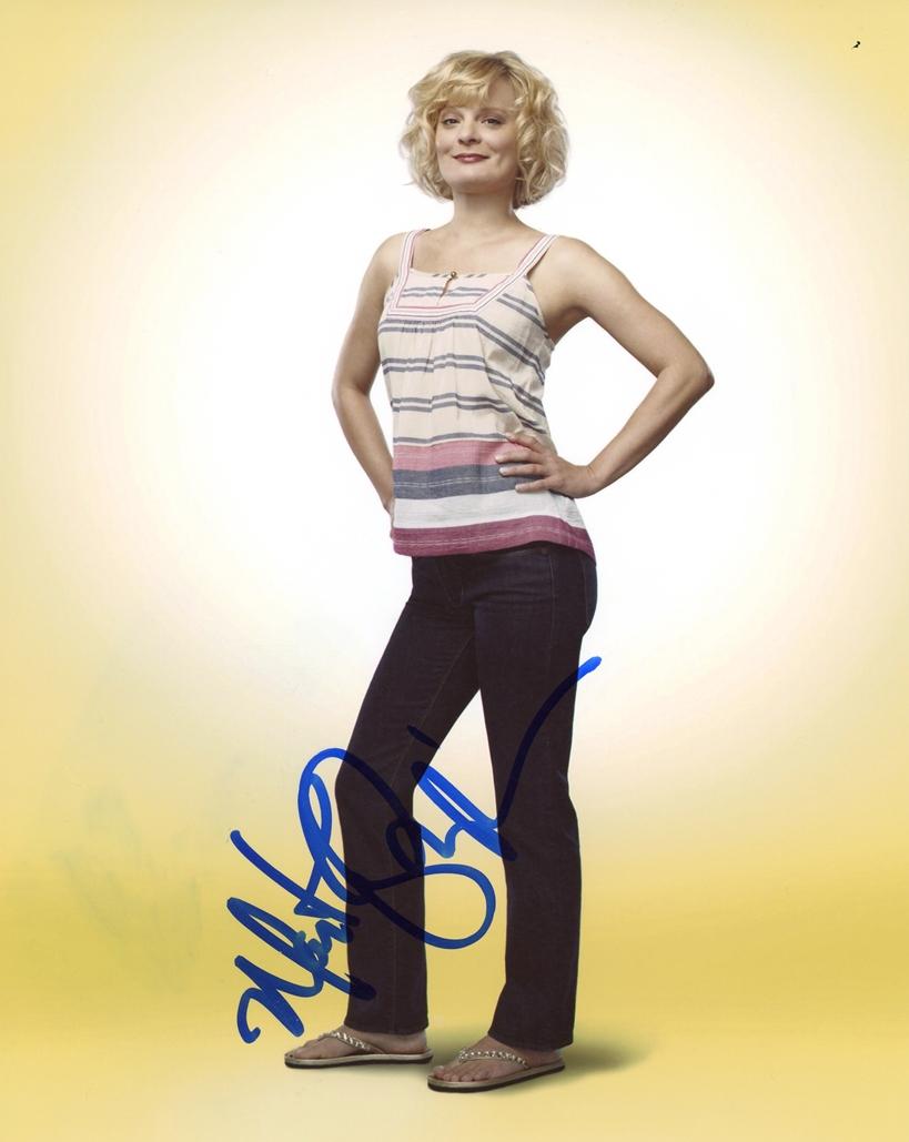 Martha Plimpton Signed Photo