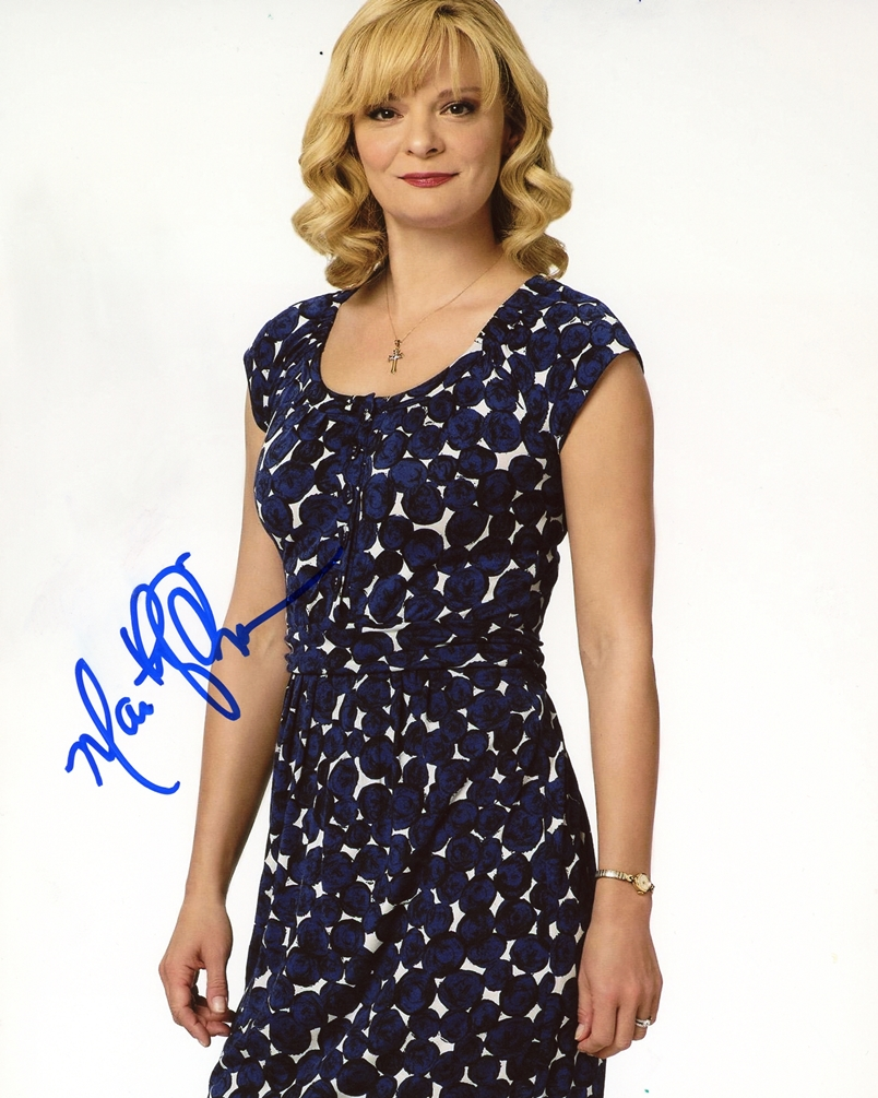 Martha Plimpton Signed Photo