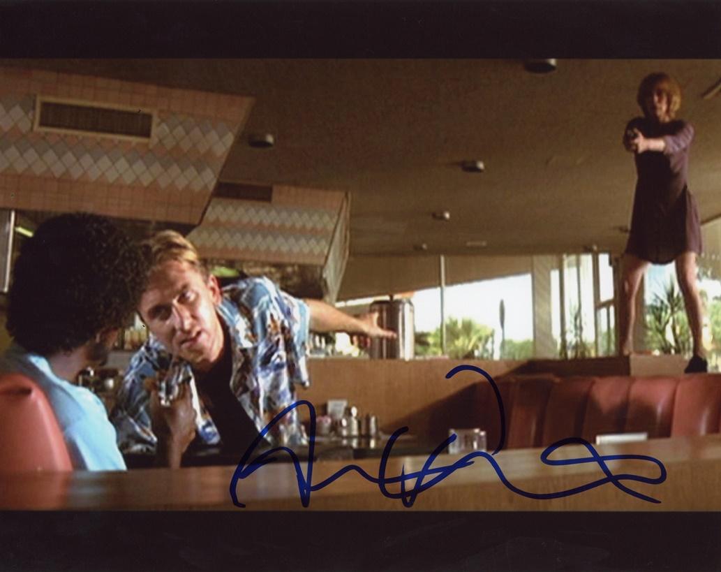 Amanda Plummer Signed Photo