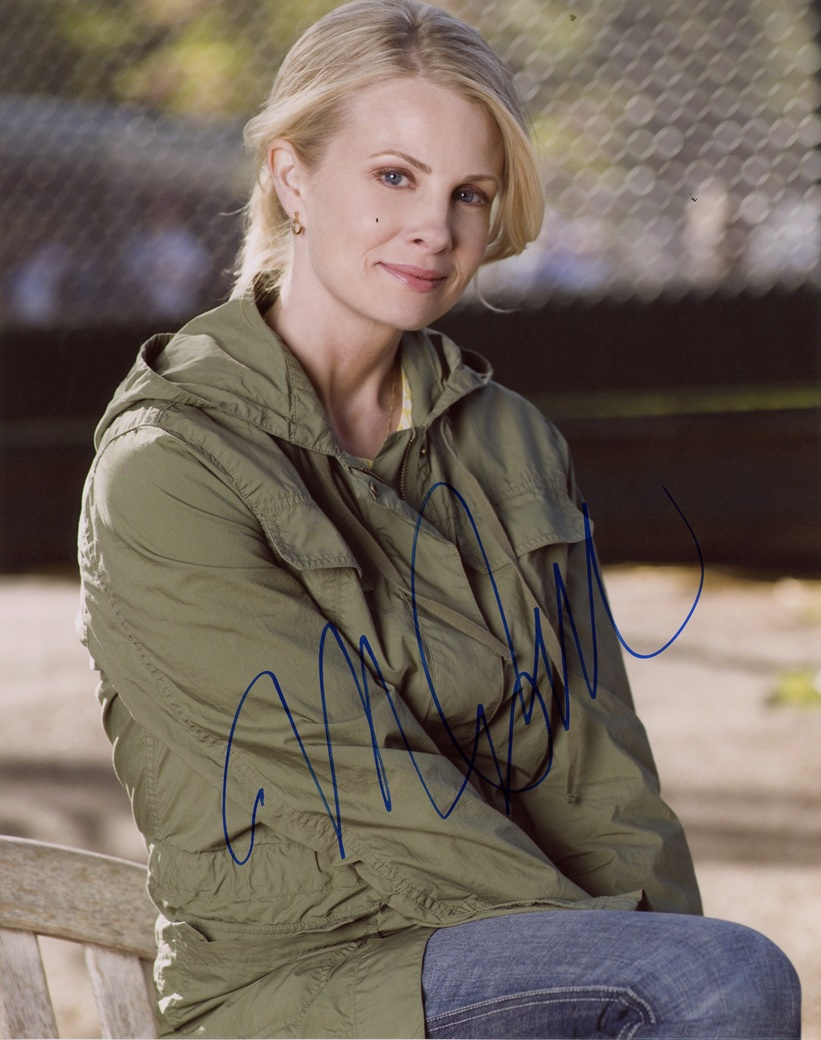 Monica Potter Signed Photo