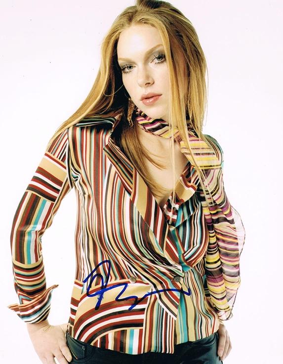 Laura Prepon Signed Photo