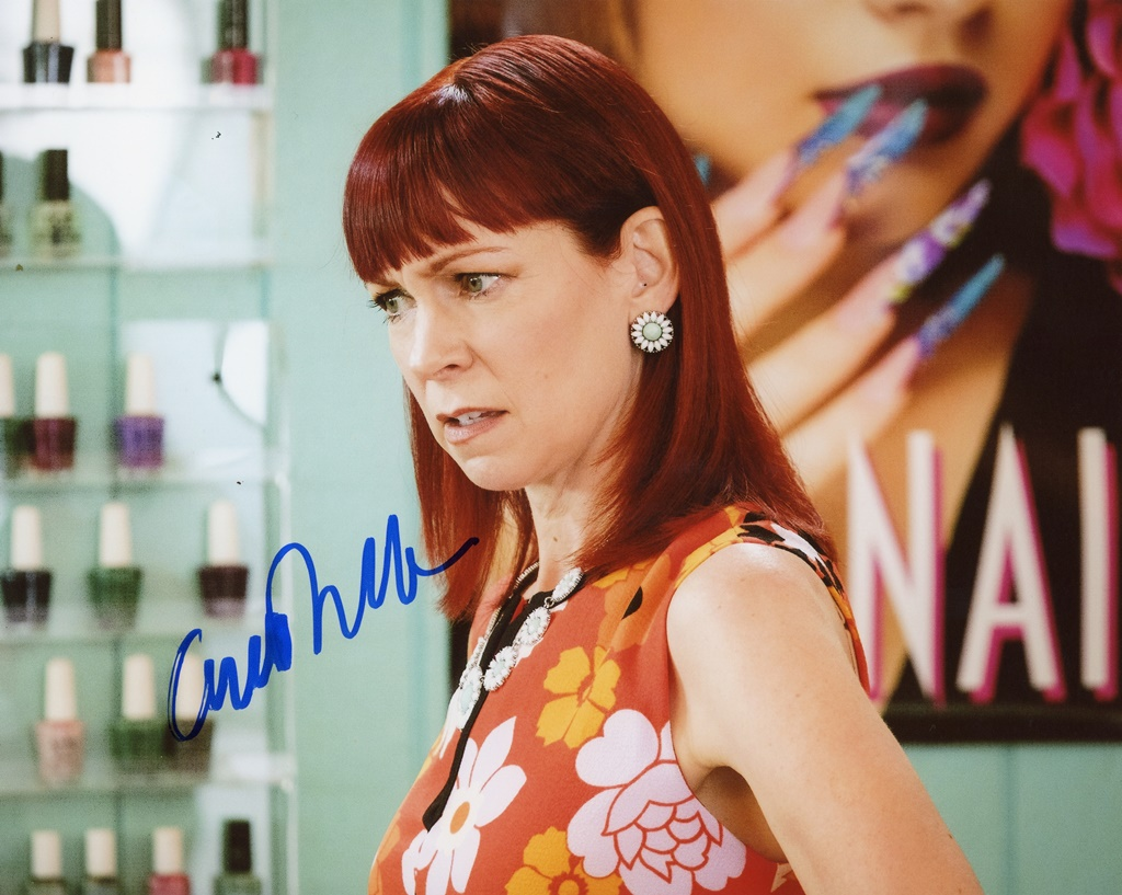 Carrie Preston Signed Photo