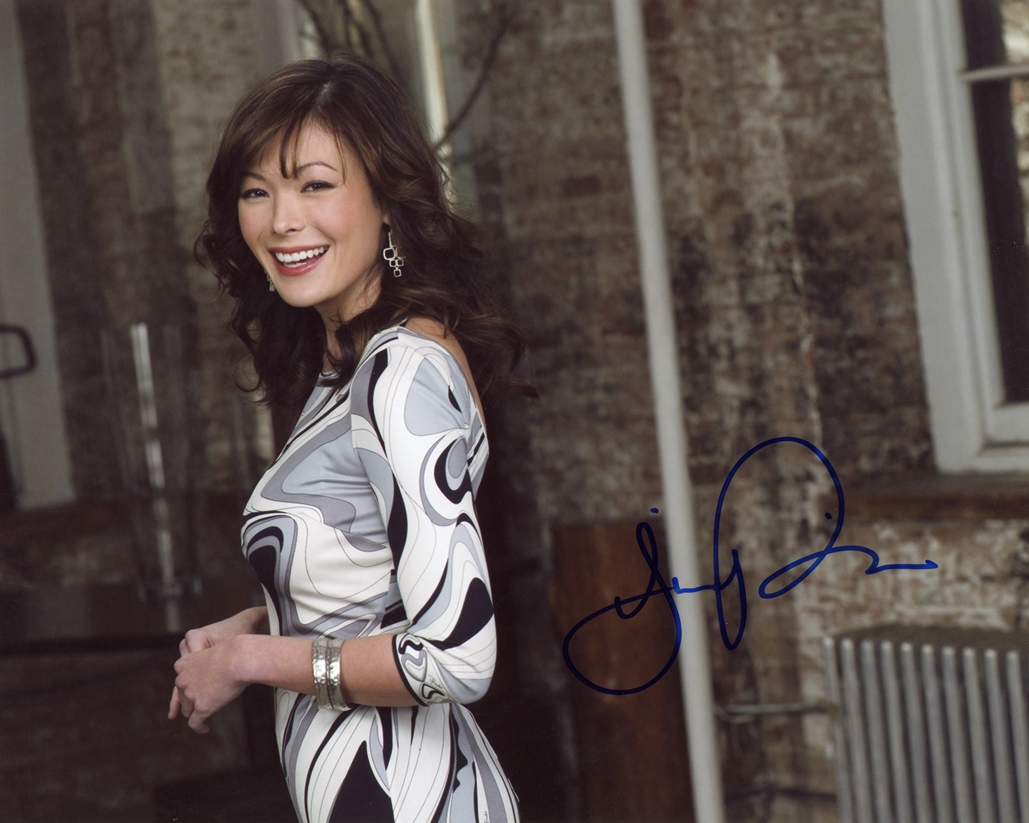 Lindsay Price Signed Photo