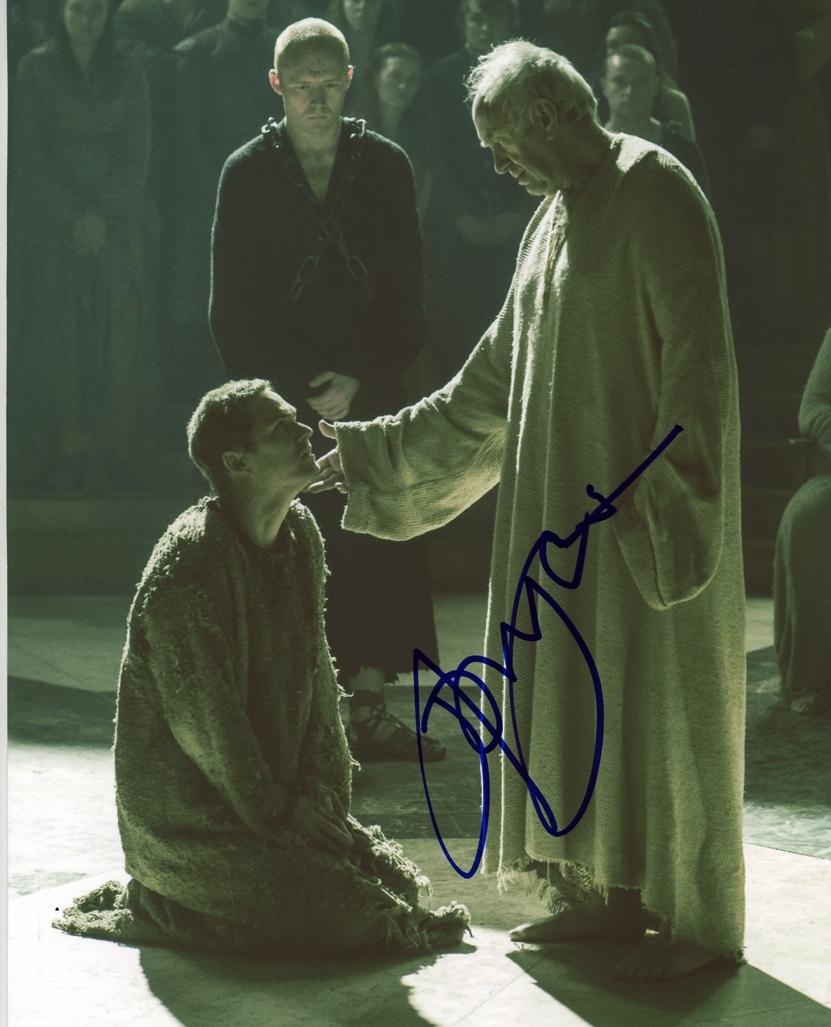 Jonathan Pryce Signed Photo