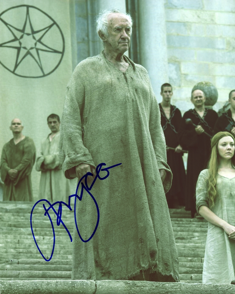 Jonathan Pryce Signed Photo