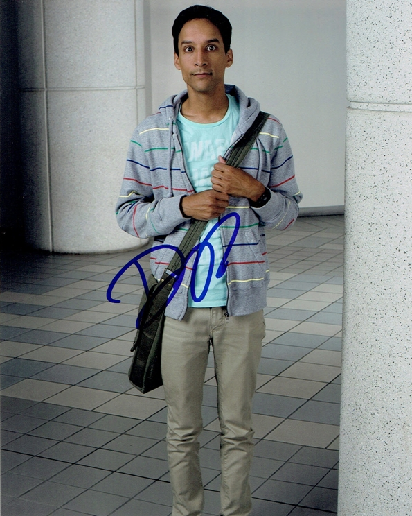 Danny Pudi Signed Photo