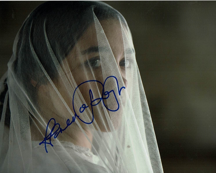 Florence Pugh Signed Photo