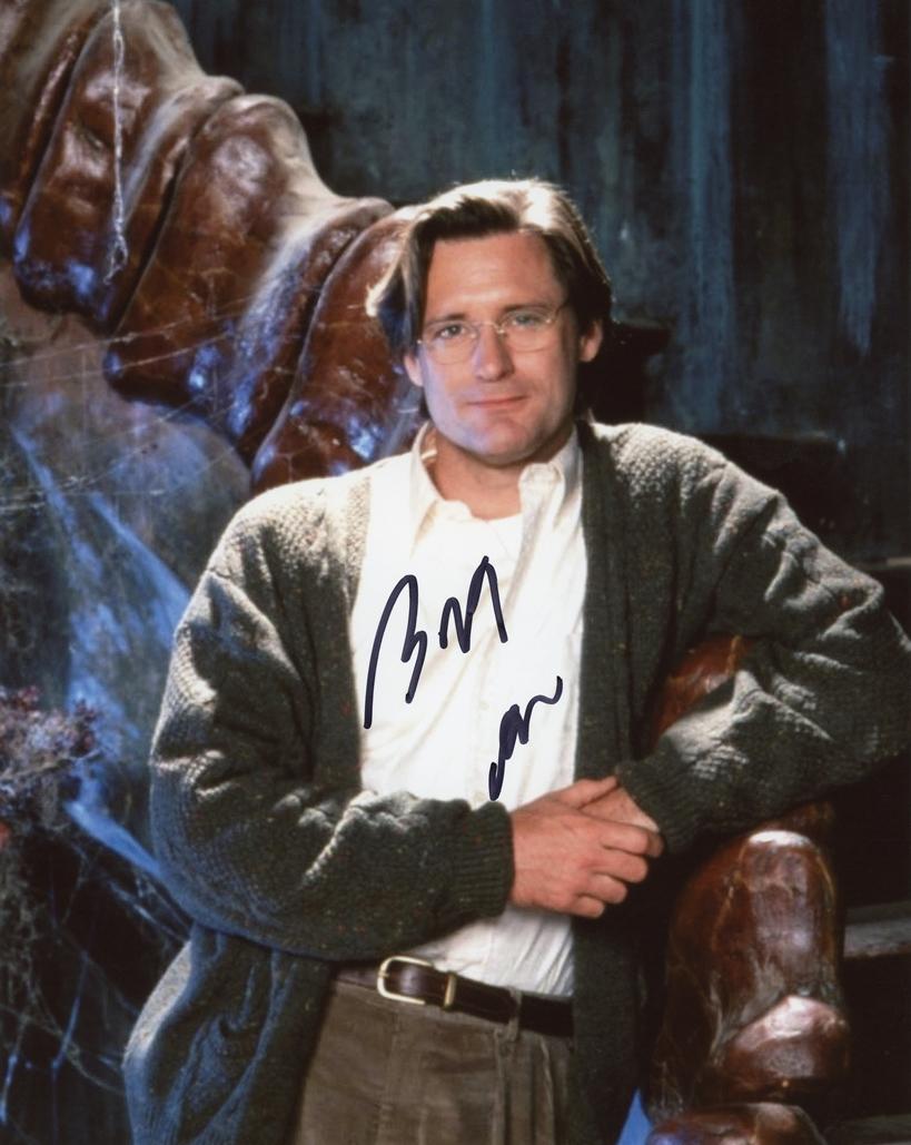 Bill Pullman Signed Photo