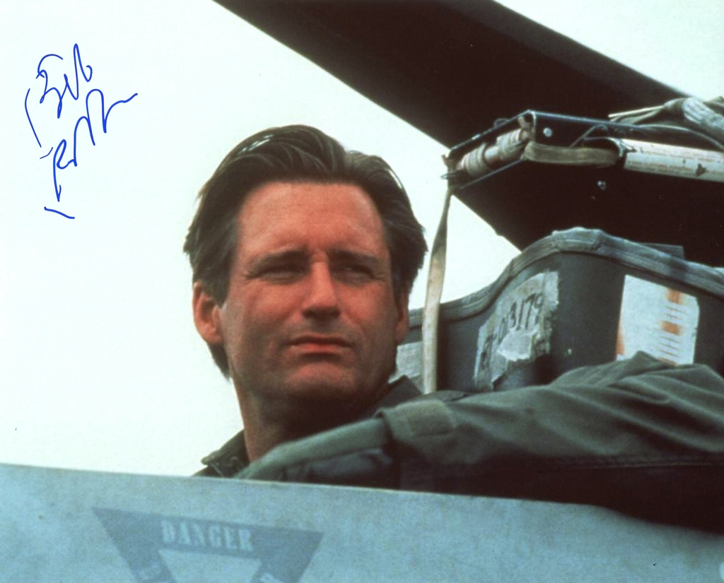 Bill Pullman Signed Photo