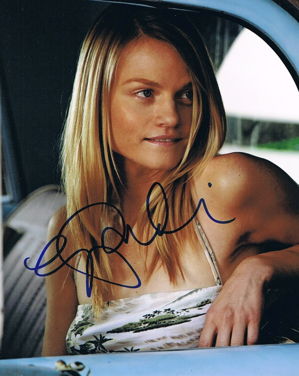Lindsay Pulsipher Signed Photo