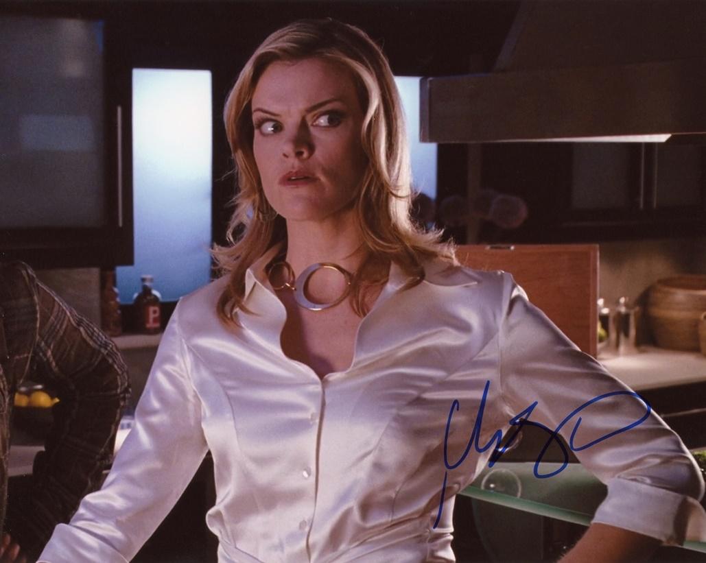 Missi Pyle Signed Photo