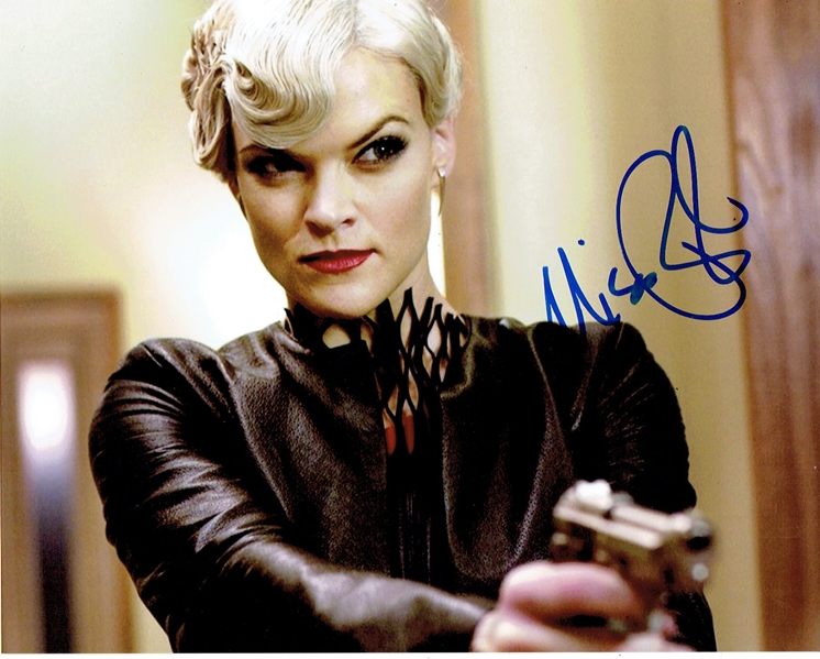 Missi Pyle Signed Photo