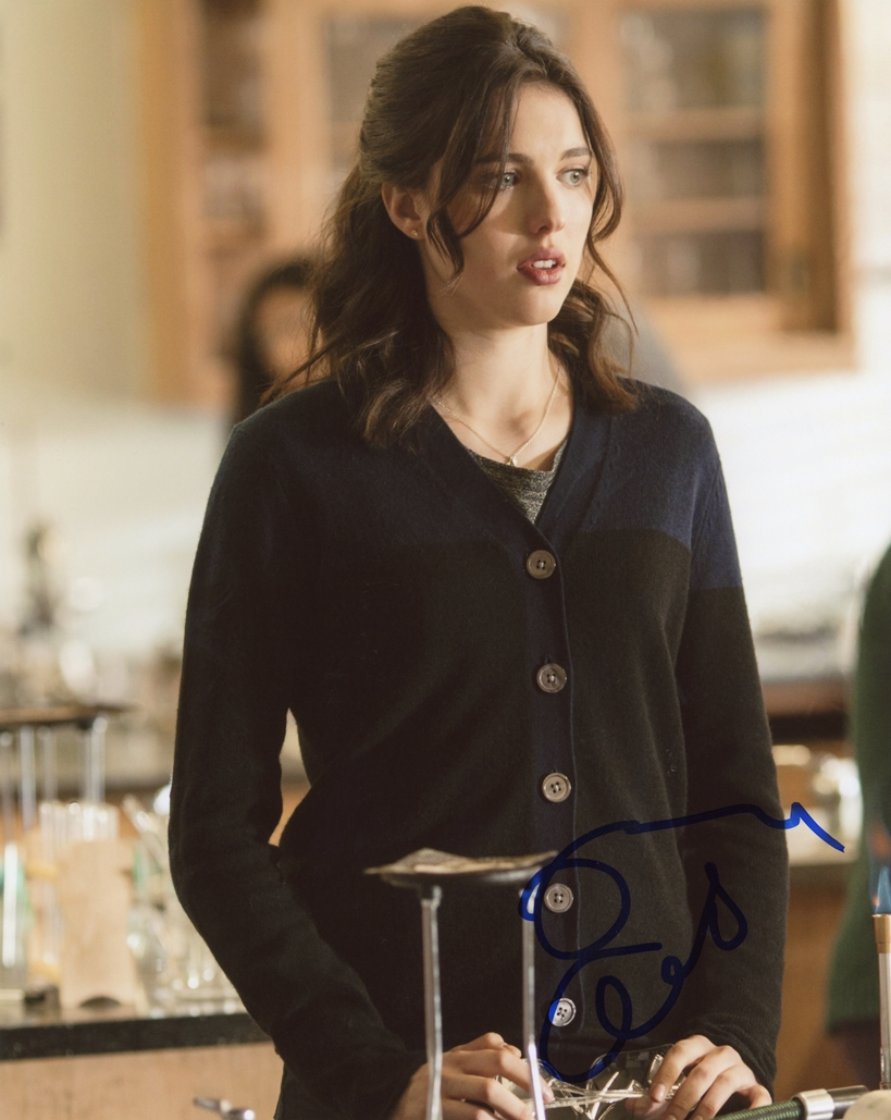 Margaret Qualley Signed Photo