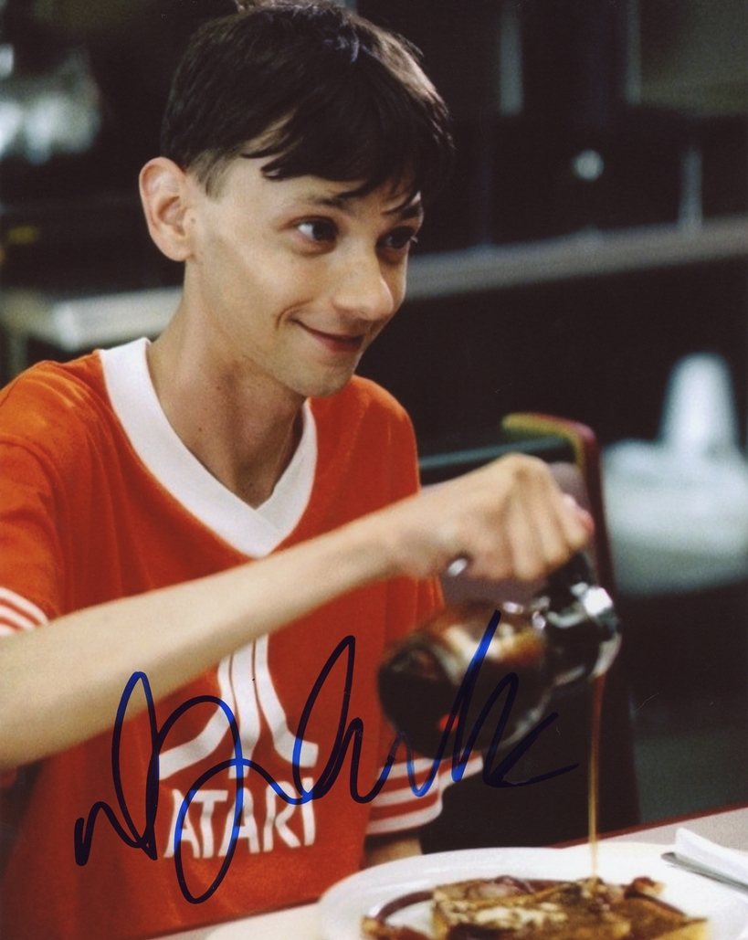 DJ Qualls Signed Photo