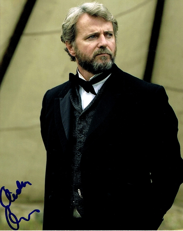 Aidan Quinn Signed Photo