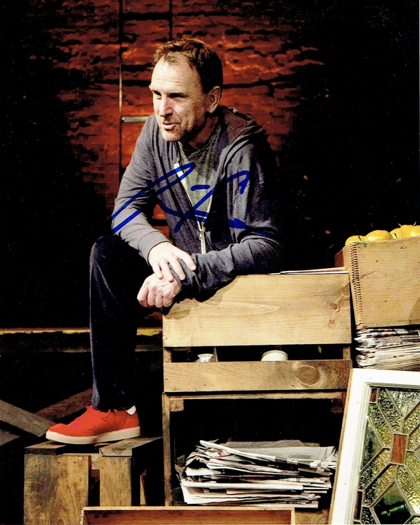 Colin Quinn Signed Photo