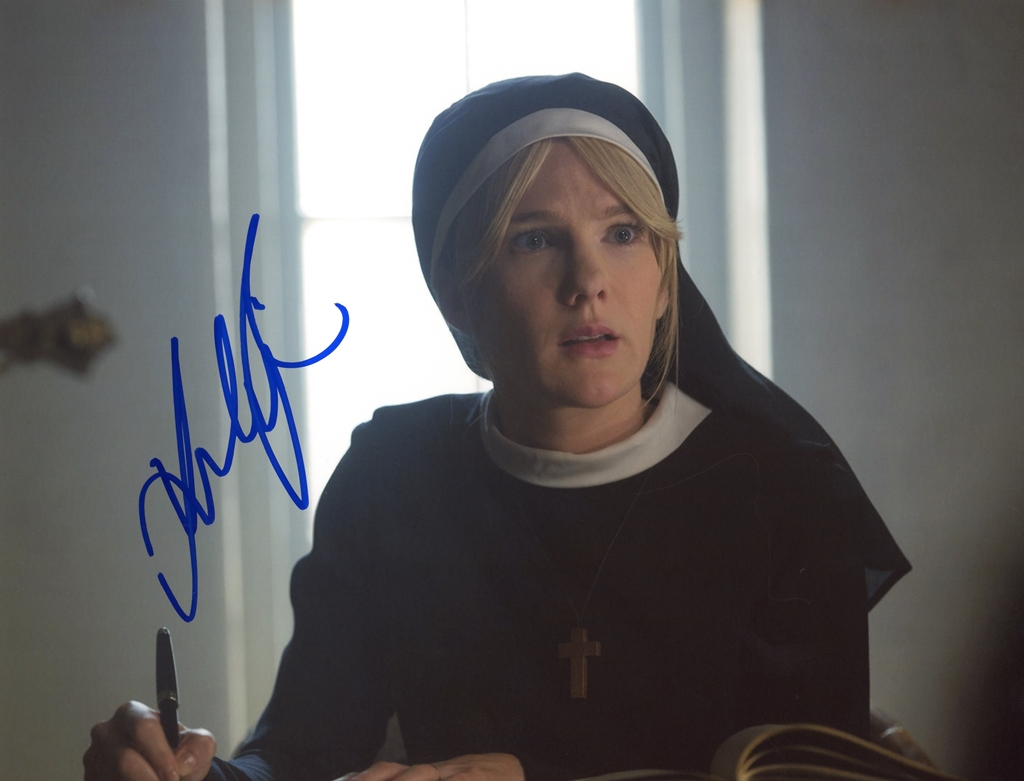 Lily Rabe Signed Photo