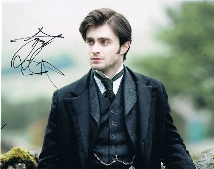 Daniel Radcliffe Signed Photo