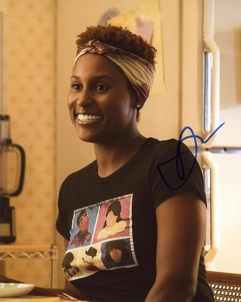 Issa Rae Signed Photo