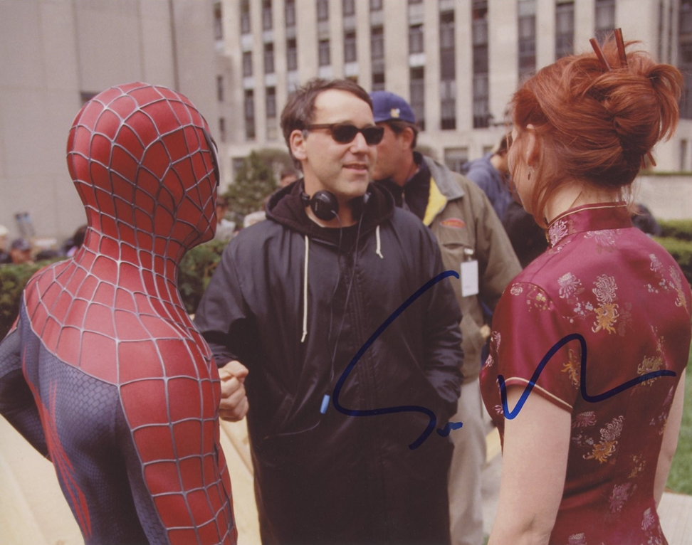 Sam Raimi Signed Photo
