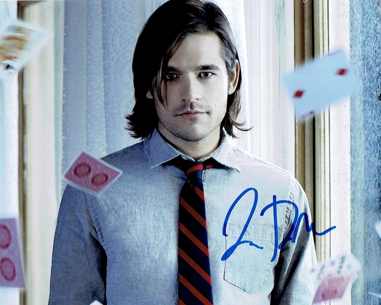 Jason Ralph Signed Photo