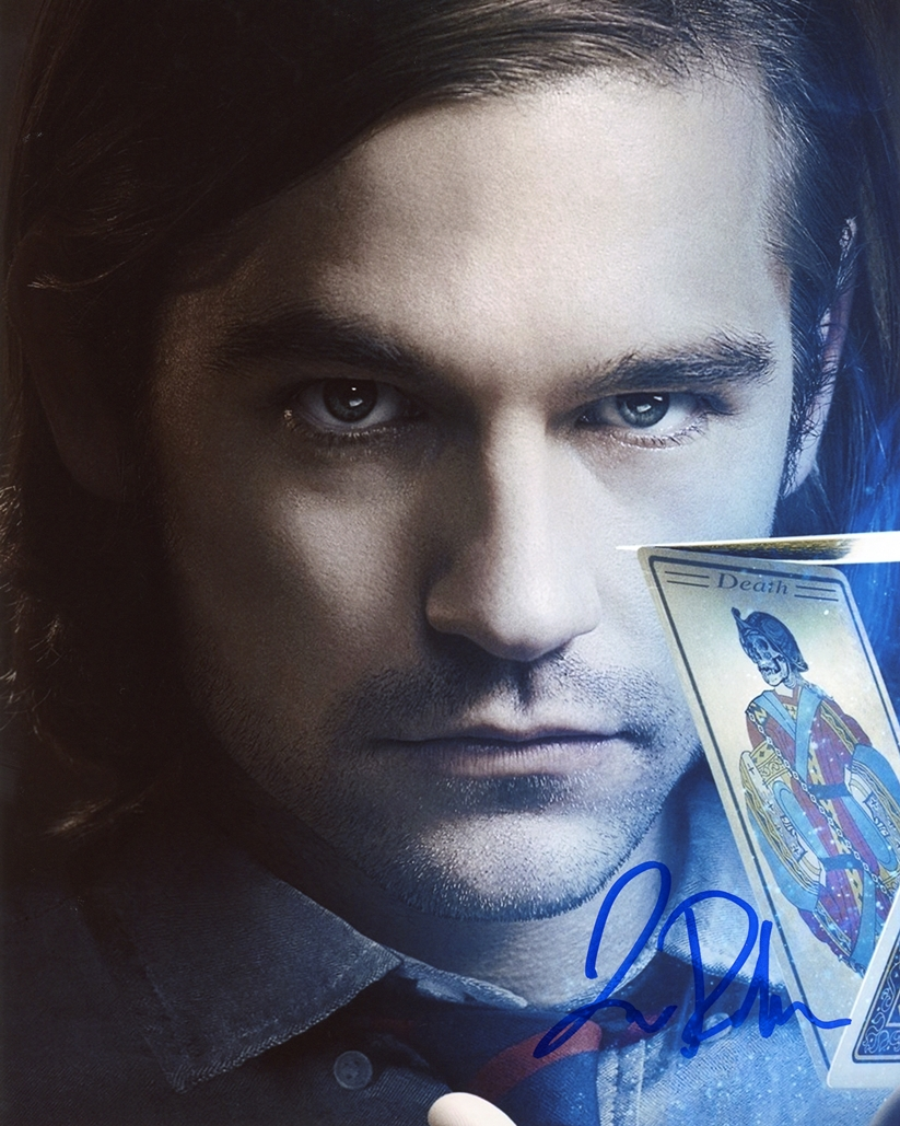 Jason Ralph Signed Photo