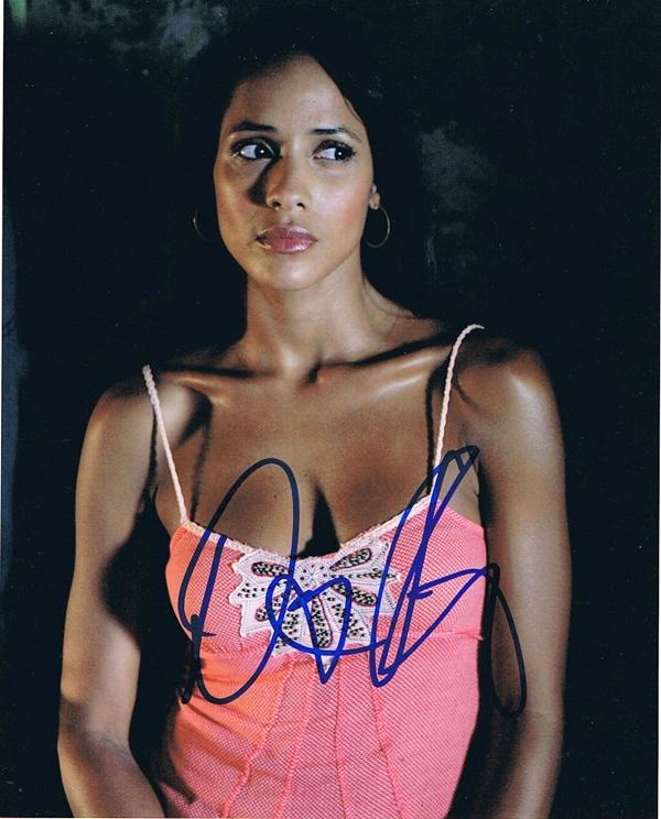 Dania Ramirez Signed Photo