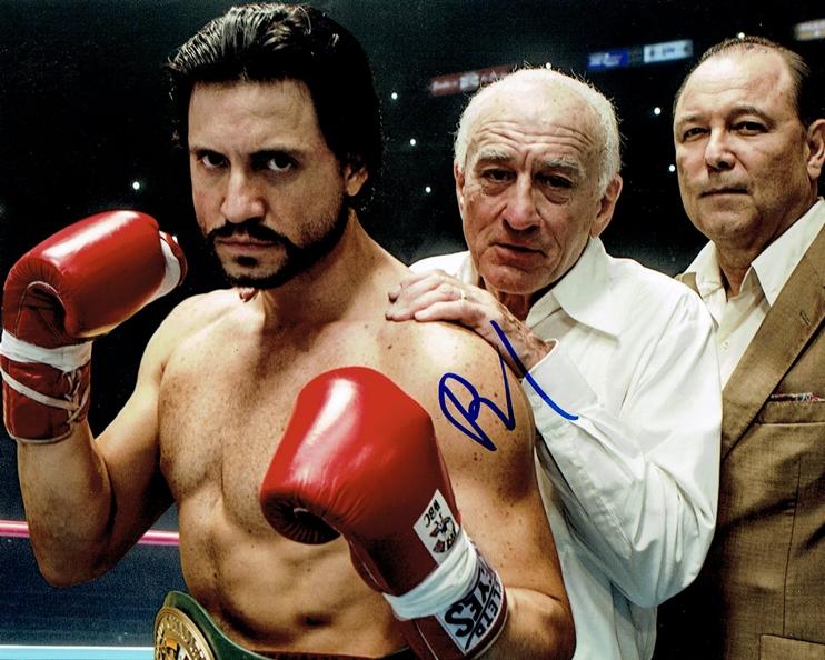 Edgar Ramirez Signed Photo