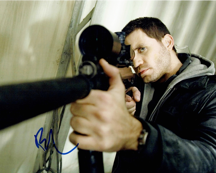 Edgar Ramirez Signed Photo